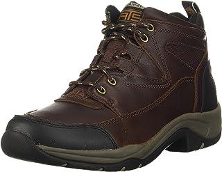 ARIAT Women's Terrain Hiking Boot, Cordovan, 9.5 B US