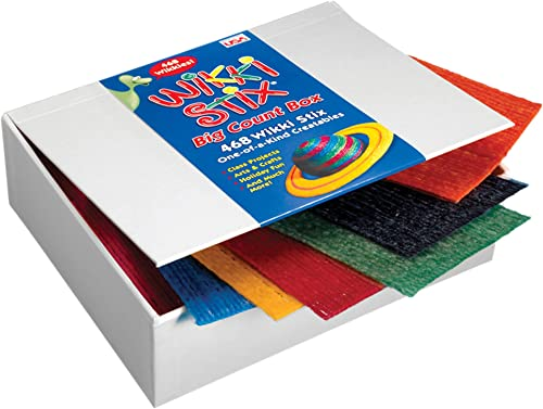 WikkiStix Big Count Box