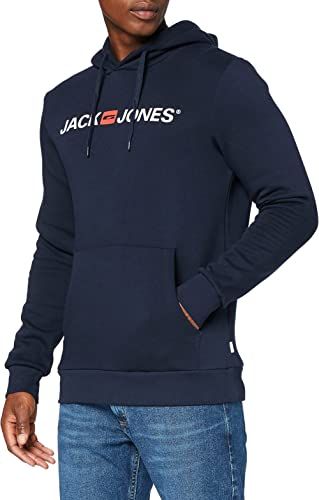 Jack & Jones Jjecorp Logo Sweat Hood Noos Shirt À Capuche Homme