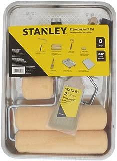 STANLEY PTST03508 8 Piece Paint Kit, TAN