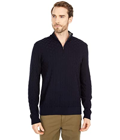 Robert Graham The Vasa Sweater (Navy) Men