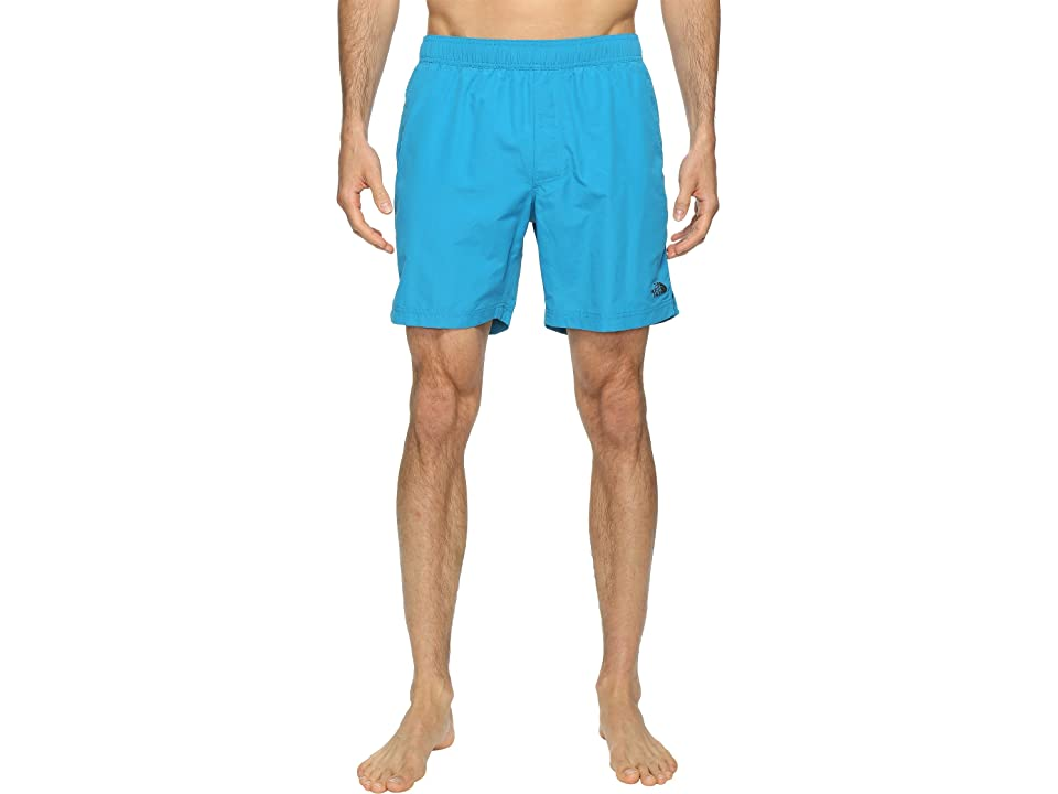 The North Face Class V Pull-On Trunk (Baja Blue (Prior Season)) Men