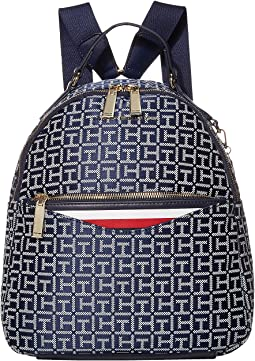 Walker Jacquard Backpack