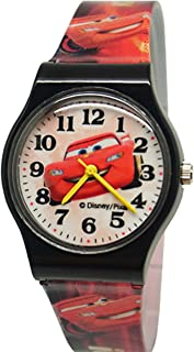 Disney Cars Watch for Kids .Large Analog Dial. 9L Band.