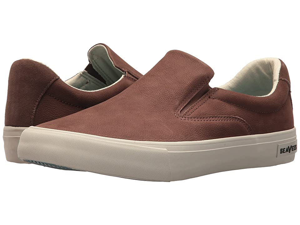 SeaVees Hawthorne Slip-On Wintertide (Bison) Men