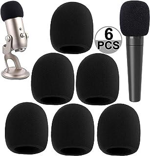 SM SunniMix Microfono in Spugna Schiuma Spugna Copri Parabrezza Microfono 20