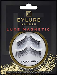 EYLURE Luxe Magnetic False Lashes, Opulent Accent