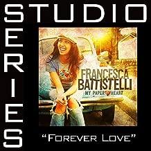 Forever Love [Studio Series Performance Track]