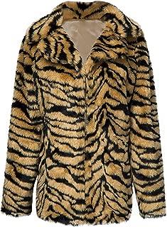Best tiger fur coat Reviews
