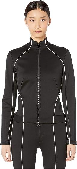 404af044b Adidas y 3 by yohji yamamoto m pin stripe track jacket y 3 black ...