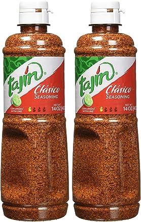 Tajín Clásico Seasoning 14 Oz, Pack of 2