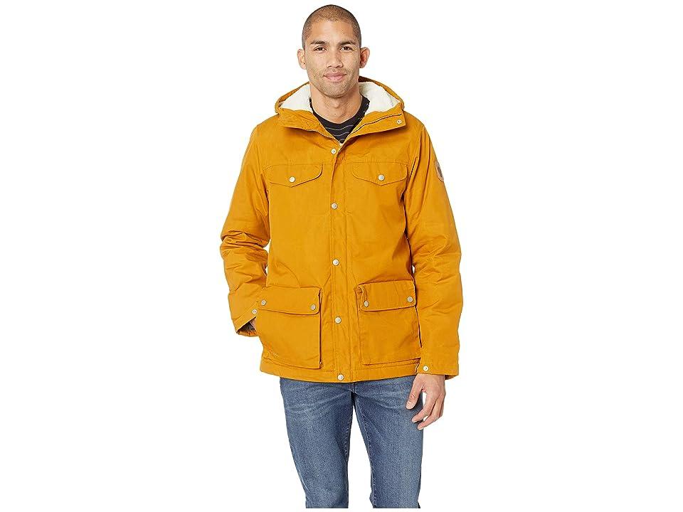 Fjallraven Greenland Winter Jacket (Acorn) Men
