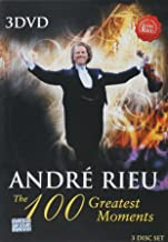 Andre Rieu The 100 Greatest Moments 3 DVD