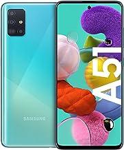Samsung Galaxy A51 Android Smartphone ohne Vertrag, 4 Kameras, 6,5 Zoll Super AMOLED..