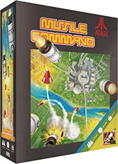 IDW Games 50038 Atari's Missile Command Game