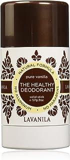 Lavanila - The Healthy Deodorant Solid Stick Pure Vanilla - 2 oz.