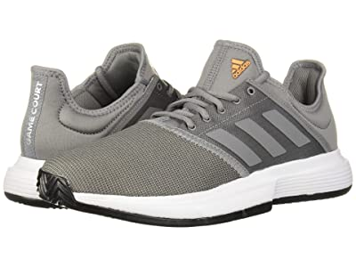 adidas GameCourt (Grey Three F17/Grey Three F17/Core Black) Men
