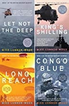 The British Military Quartet: Four gripping thrillers in one must-read box set: Let Not The Deep, King's Shilling, Long Re...