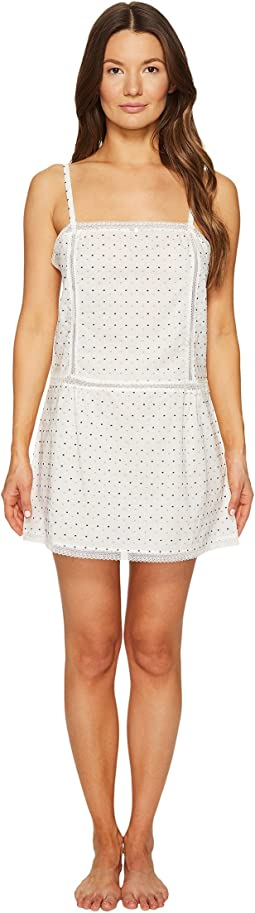 Kate Spade New York - Clipped Swiss Dot Chemise
