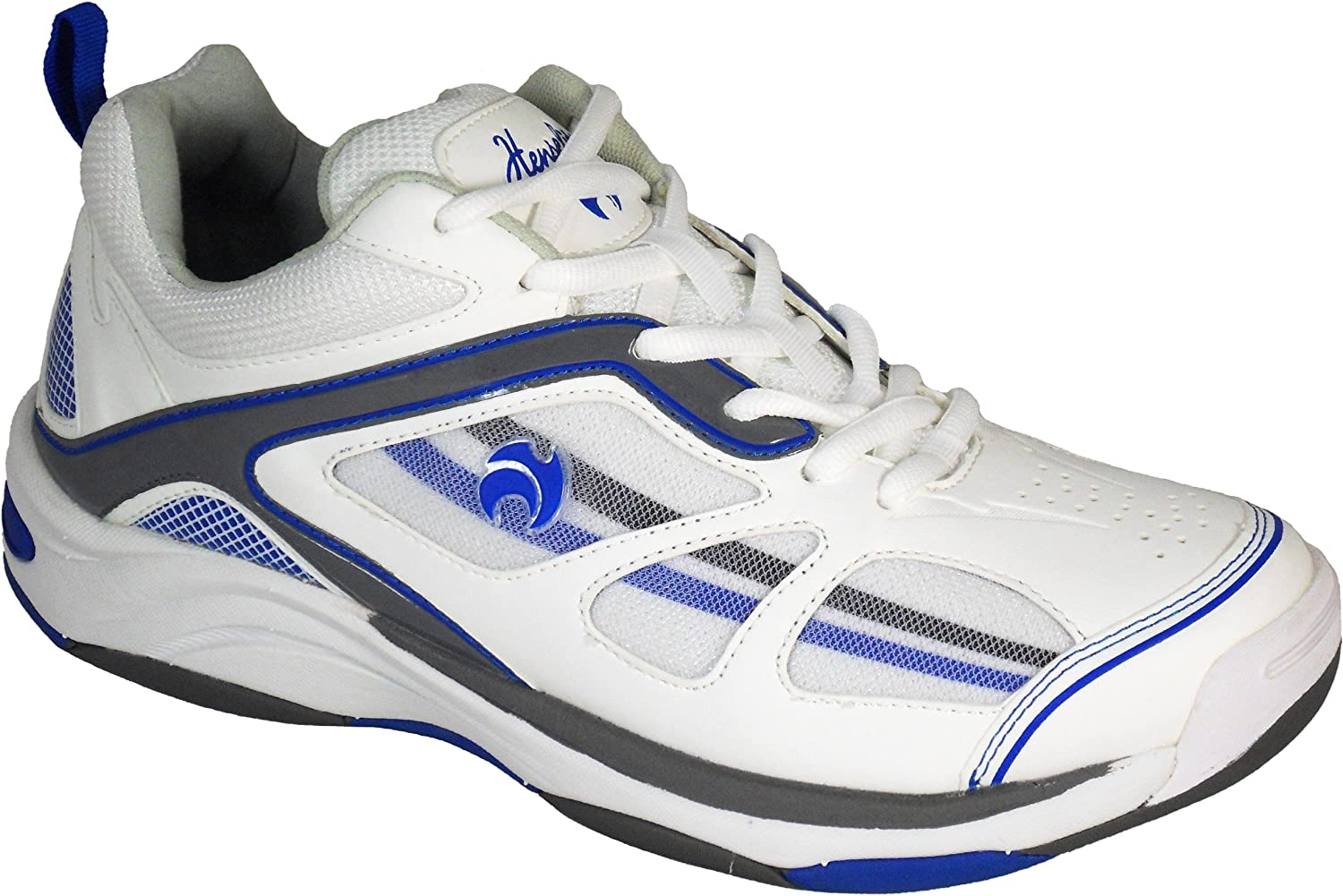 Henselite Men's MPS40 Quality Lawn Bowls shoes Trainers UK Sizes 6 to 13