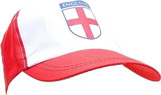 Toyland® Child Size England Baseball Cap - England Supporters Headwear - Euro 2021 Football Souviners