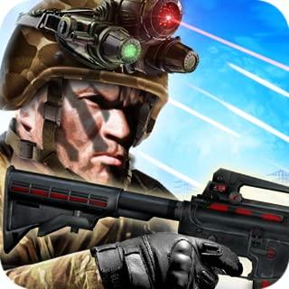 Game Of Survival - Mega Shooting War FPS