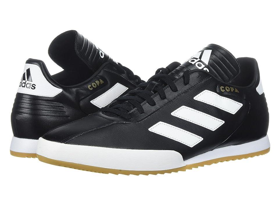 adidas Copa Super (Black/White/Gold Metallic) Men