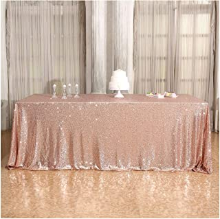 mint green table cover