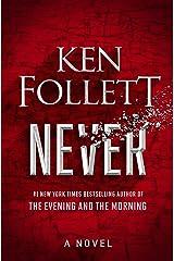 Never: A Novel Kindle Edition