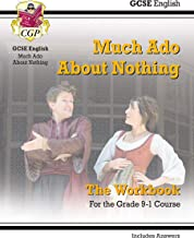 New Grade 9-1 GCSE English Shakespeare - Much Ado About Nothing Workbook (includes Answers) (CGP GCSE English 9-1 Revision)