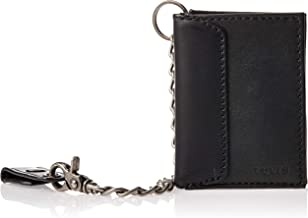 Levi's Men's Trifold Wallet - Sleek and Slim Includes ID Window and Credit Card Holder