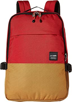 Pacsafe - Slingsafe LX350 Anti-Theft Compact Backpack w/ Dectachable Crossbody