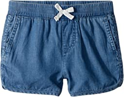 Lightweight Shorty Shorts (Toddler)