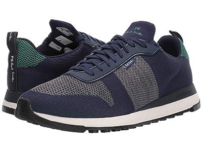 Paul Smith Rappid Sneaker (Dark Navy) Men
