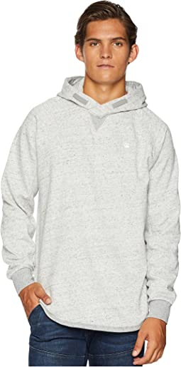 Calow Raglan Hooded Long Sleeve