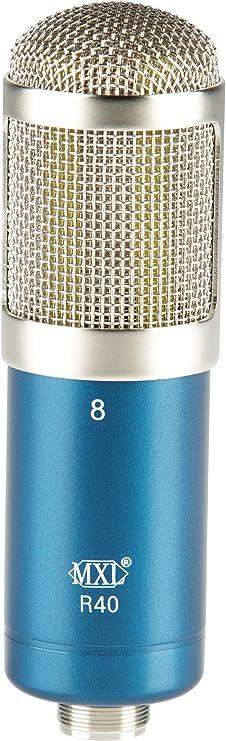 MXL R40 Ribbon Microphone Level 1