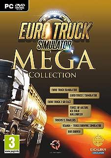 scania truck games