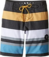 VISSLA Kids - Kooktown 4-Way Stretch Boardshorts 17