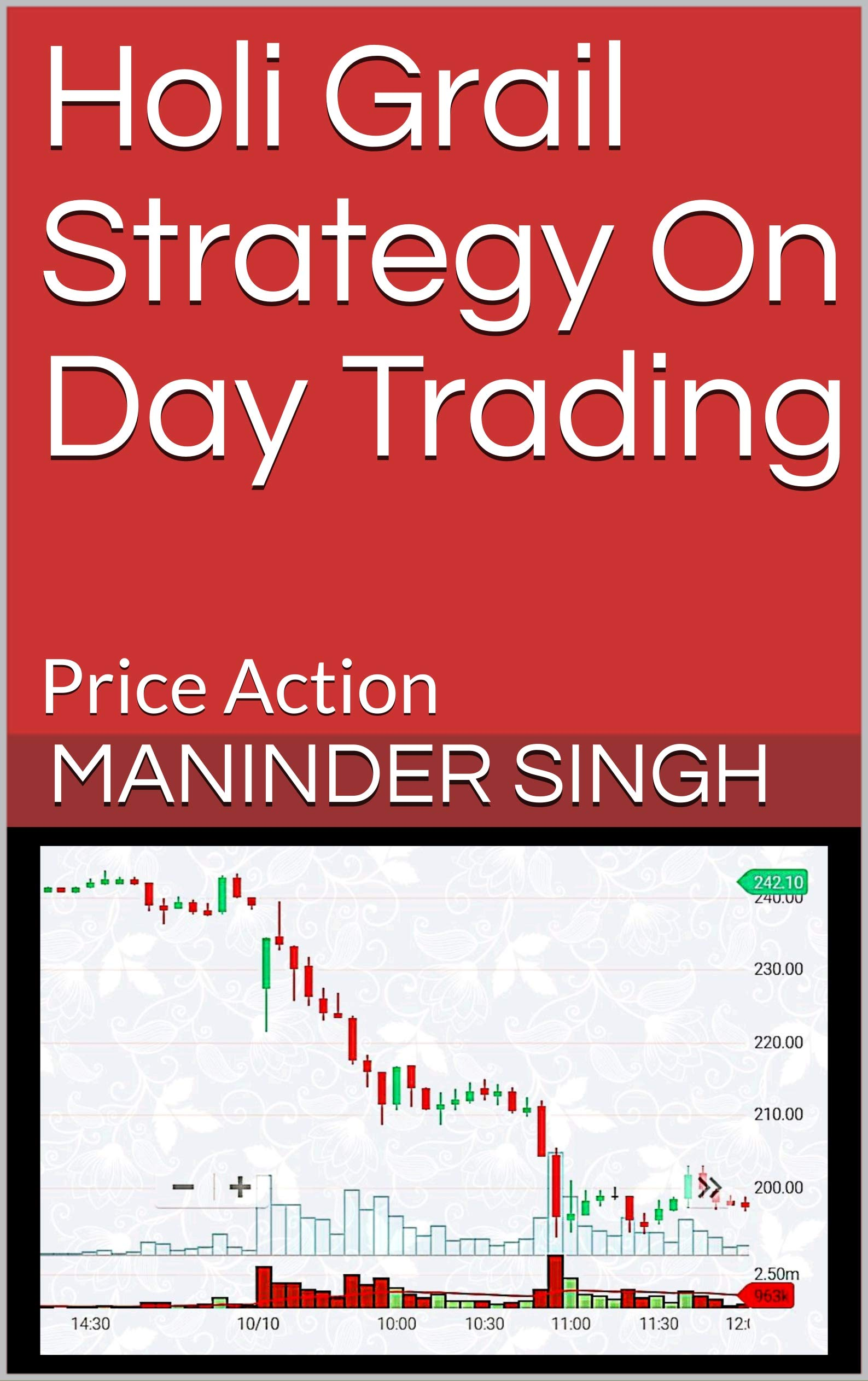 Holi Grail Strategy On Day Trading: Price Action (Holi Grail On Day Trading Book 5)