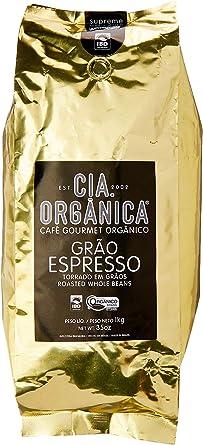 Cia Orgânica Supreme Gourmet Orgânico em Grãos 1kg