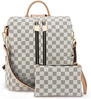 Best louis vuitton checkered backpack Reviews