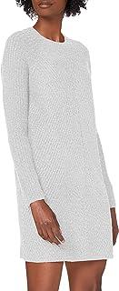 ONLY ONLCAROL L/S DRESS KNT NOOS dames jurk