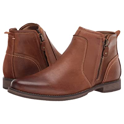 Madden by Steve Madden Palma (Dark Tan) Men