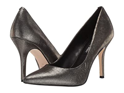 Nine West Flax Pump (Zinc) High Heels