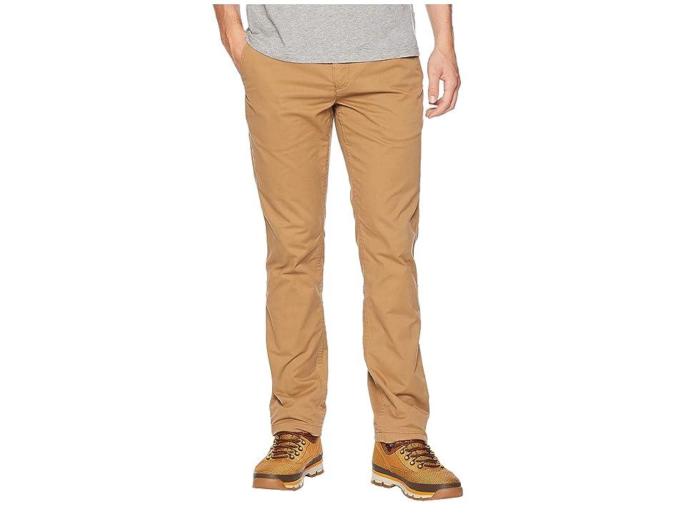 Toad&Co Mission Ridge Lean Pants (Honey Brown) Men