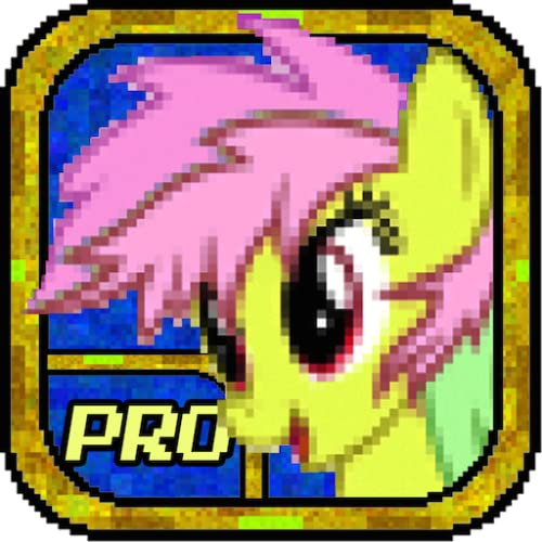 Little Pixel Pony Fantasy - Magical my fairy land race the dragons Pro