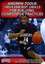 high energy basketball drills