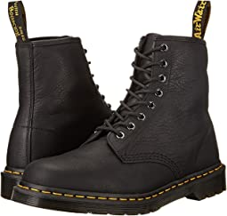 dace6bbf2f39f6 Dr martens clemency 8 tie boot black patent lamper | Shipped Free at ...