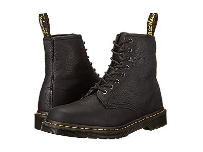 Dr. Martens 1460 8-Eye Boot Soft Leather (Black Carpathian) Men