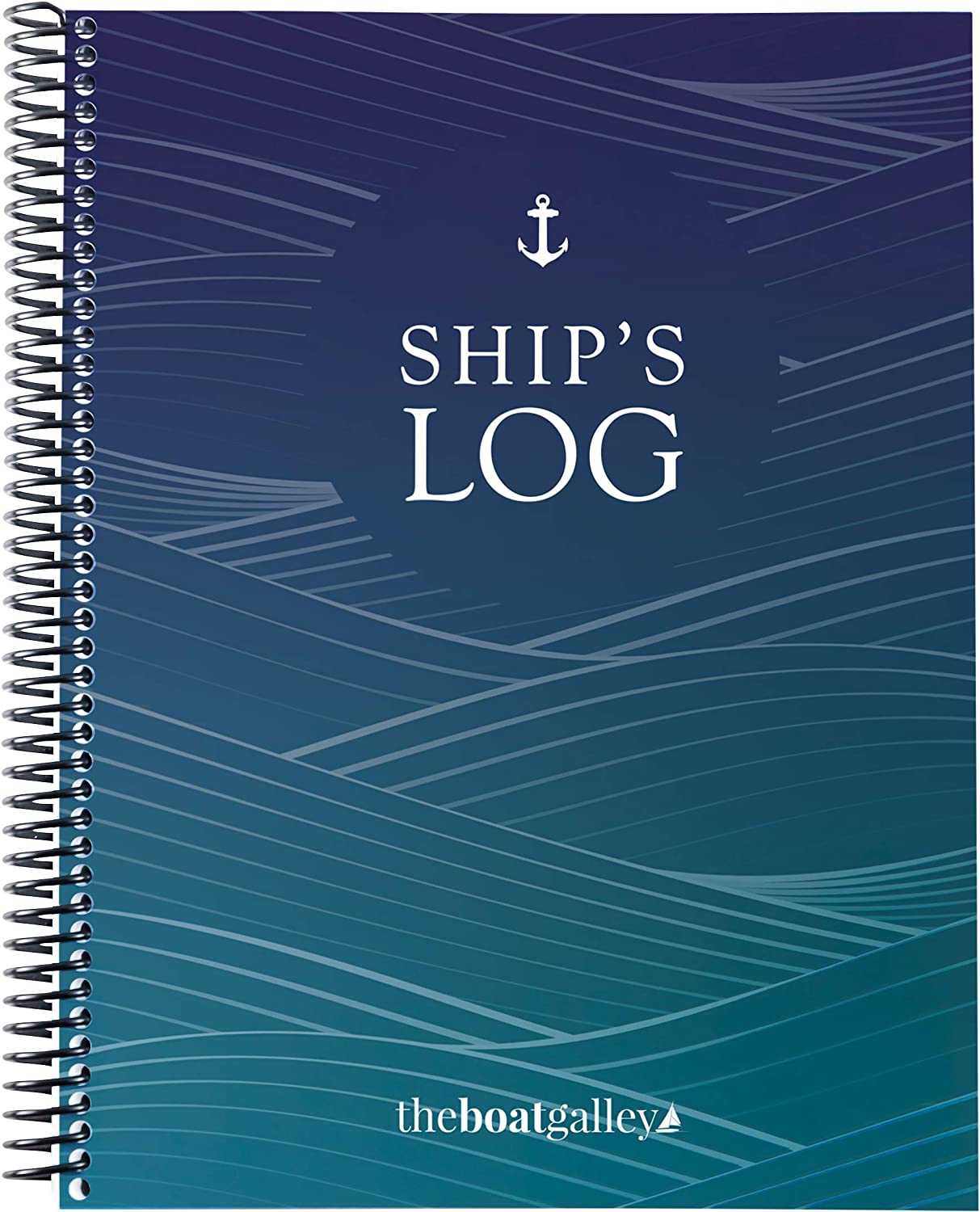 The Boat Galley Ship's Log: Ranking TOP14 5 Logs Log Cruisi in - Book Watch 1 National uniform free shipping